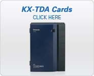 Panasonic BTS KX-TDA Station Cards