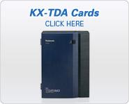 Panasonic BTS KX-TDA Station Cards