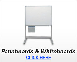 Panaboards & Whiteboards
