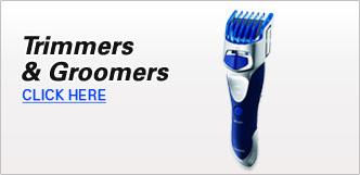 Men's Trimmers & Grooming