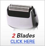 Mens Shavers 2 Blade
