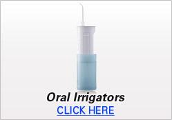 Oral Irrigators