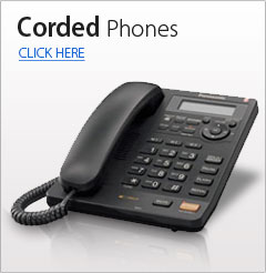Panasonic Corded Phones