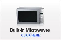 Built In Microwaves