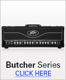 Peavey Butcher Series