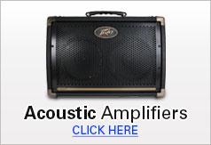 Peavey Acoustic Amplifiers