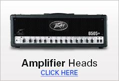 Peavey Amplifier Heads