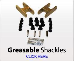 Greasable Shackles