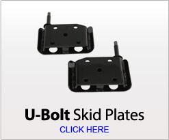 U-Bolt Skid Plates