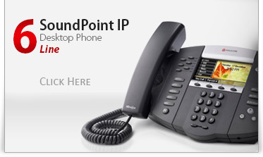 6 Line SoundPoint IP