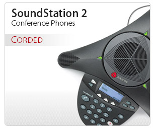 SoundStation 2 Corded