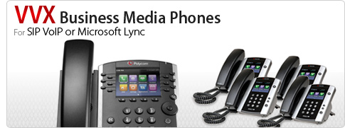 VVX Business Media Phones