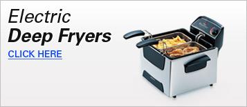 Electric Deep Fryers