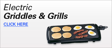 Electric Griddles Grills