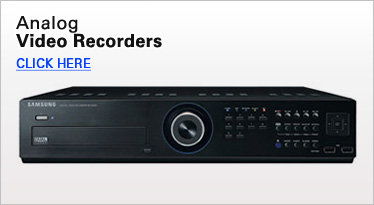 Analog Video Recorders