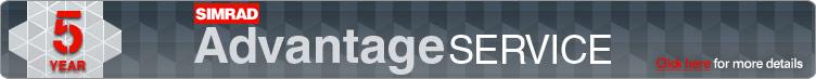 Lowrance 5 Year Advantage Service