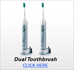 Dual Toothbrush