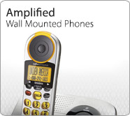Amplified Wall Phones