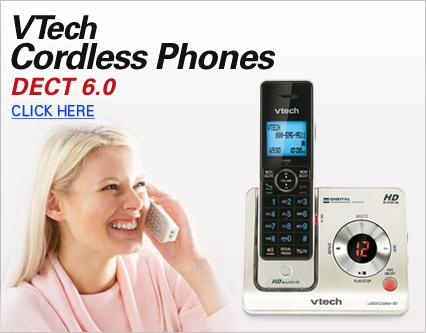 Cordless Phones DECT 6.0