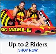 Up to 2 Riders