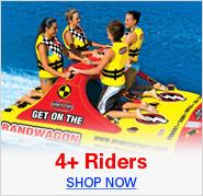 4+ Riders