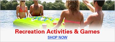 Recreation Activities & Games