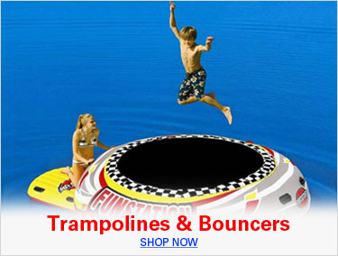 Trampolines / Bouncers