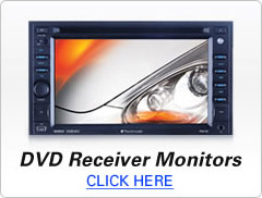 DVD Receiver Monitors