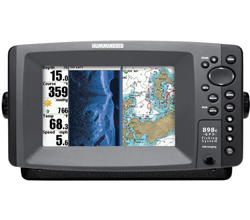 Top Ten GPS 1198c SI HD 898 SI Combo 4078201