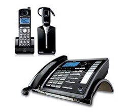 General Electric RCA DECT 6 Cordless Phones ge rca 25270re3