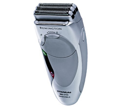 Remington Titanium Microscreen Shavers remington ms3 2700