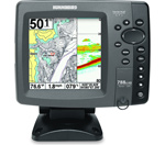 Top Ten GPS 1198c SI HD humminbird 788ci hd combo cho