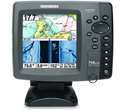 Top Ten GPS 1198c SI HD humminbird 798ci hd si combo