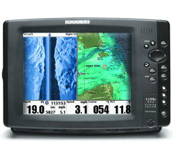 Top Ten GPS 1198c SI HD humminbird 1198 c si hd