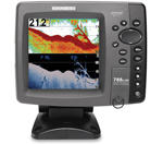 Top Ten GPS 1198c SI HD humminbird 788ci hd di combo