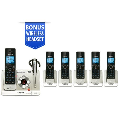 vtech answering machine remote access