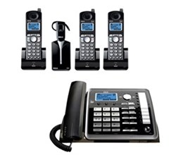 General Electric RCA DECT 6 Cordless Phones ge rca 25270re3plus2 25055re1