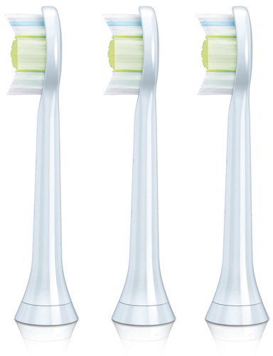 Philips Sonicare HX6063 Diamond Clean Standard Size 3 Replacement Brush Heads at Sears.com