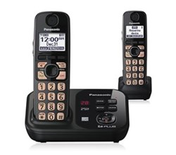 Panasonic DECT 6 Cordless Phones panasonic kx tg4732b