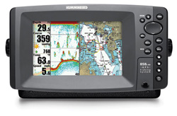 Top Ten GPS 1198c SI HD humminbird 858c hd combo
