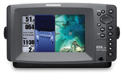 Top Ten GPS 1198c SI HD humminbird 858c hd di combo