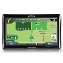 Magellan 7 Inches GPS magellan roadmate 1700lm with truckign software