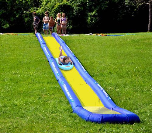 rave sports 02471 rave sports turbo chute water slide