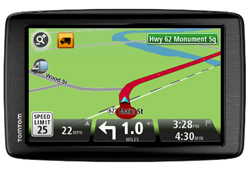 TomTom 6 Inches GPS tomtom via 1605m