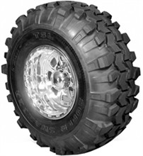 16 Inch Wide Super Swamper Tires  interco sam 37