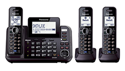Panasonic DECT 6 Cordless Phones panasonic kx tg9543b
