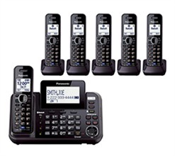 Panasonic DECT 6 Cordless Phones panasonic kx tg9546b