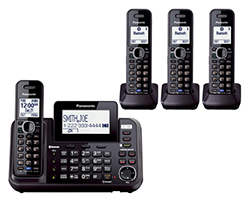 Panasonic DECT 6 Cordless Phones panasonic kx tg9544b