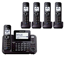 Panasonic DECT 6 Cordless Phones panasonic kx tg9545b