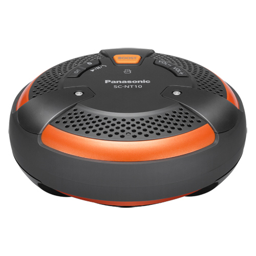 Panasonic SC-NT10D Portable Speaker System w/Bluetooth Wireless Technology at Sears.com